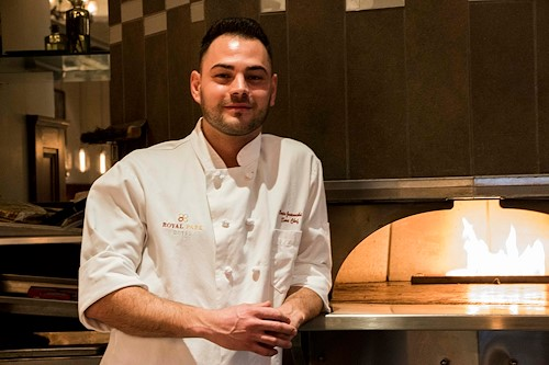 Royal Park Hotel Appoints New Executive Chef