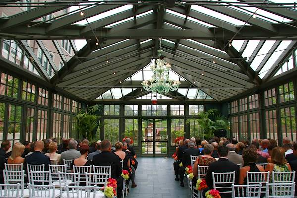 Event at The Conservatory at Royal Park Hotel in Rochester Michigan