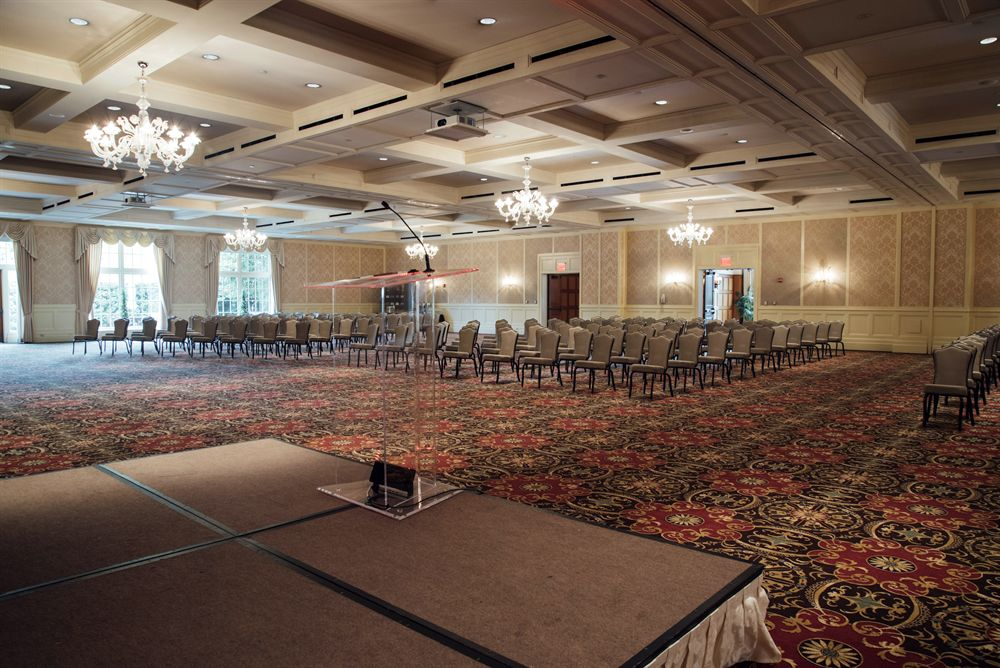 Royal Grand Ballroom set in Theatre Style