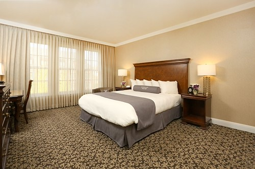 Royal Park's Hotel Room in Rochester Michigan