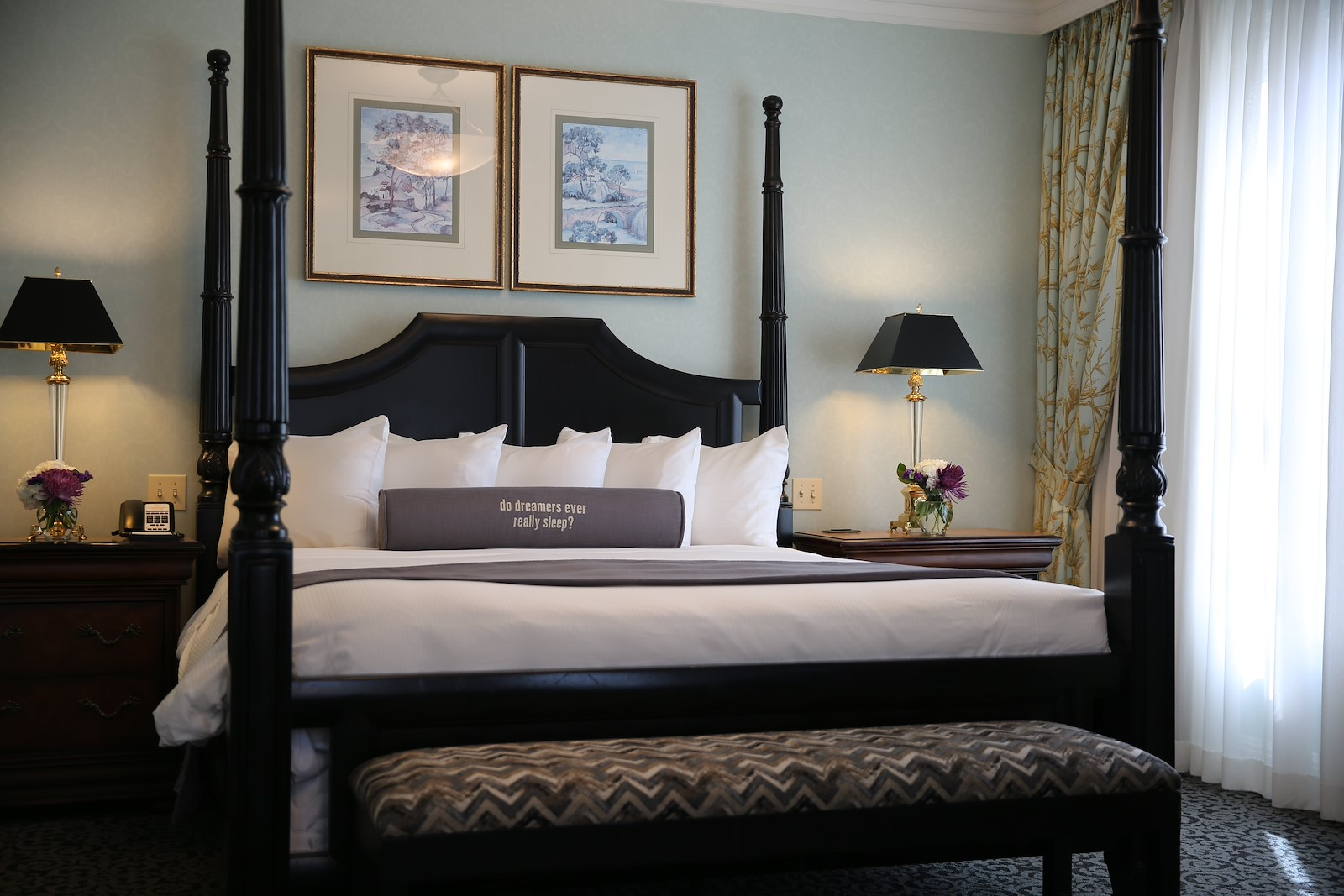 Grand Luxury Room at Royal Park Hotel in Rochester Michigan