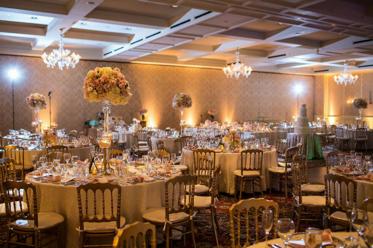 Weddings at Royal Park Hotel in Rochester Michigan