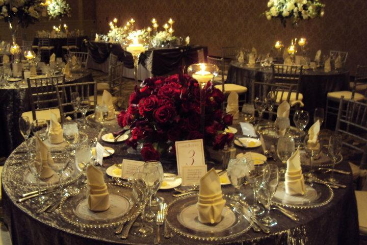 The Ballroom at Royal Park Hotel in Rochester